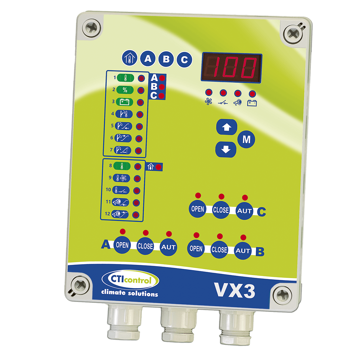 VX1 / VX2 / VX3